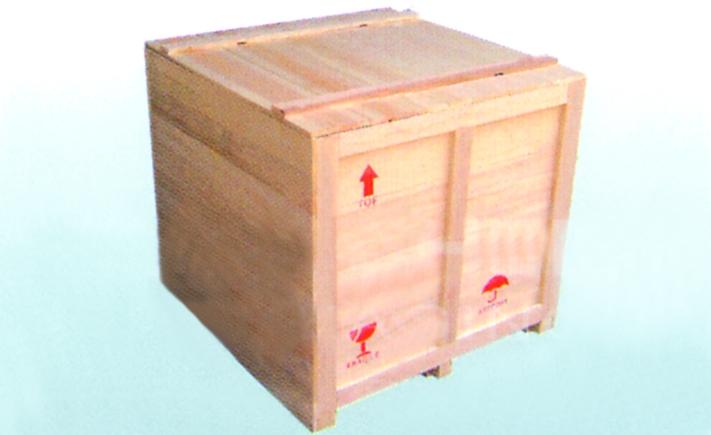 H字型木箱